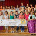 Lions Quest România - Seminar 1