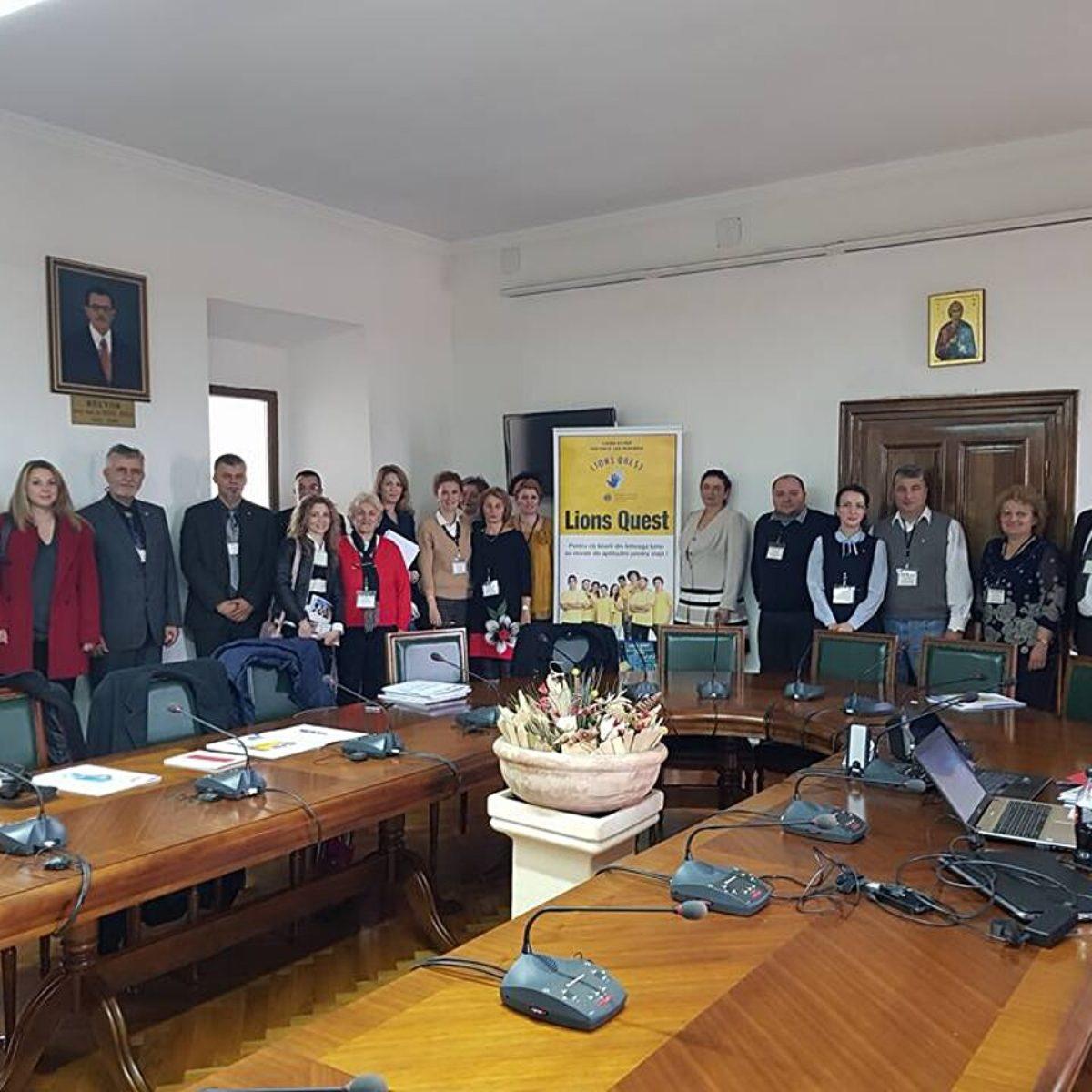 Seminar de informare Lions Quest – Convenția de Toamnă – 4.11.2017 – Alba Iulia